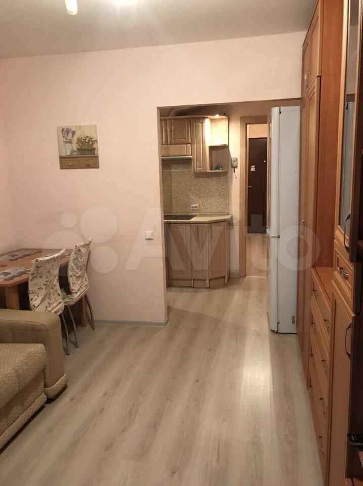 Квартира-студия, 29 м², 16/19 эт.  89584129530 купить 3