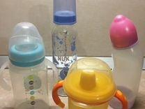 Бутылочки для кормления и ниблер — Товары для детей и игрушки в Санкт-Петербурге