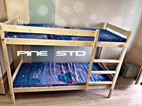 Двухъярусная кровать — Мебель и интерьер в Москве
