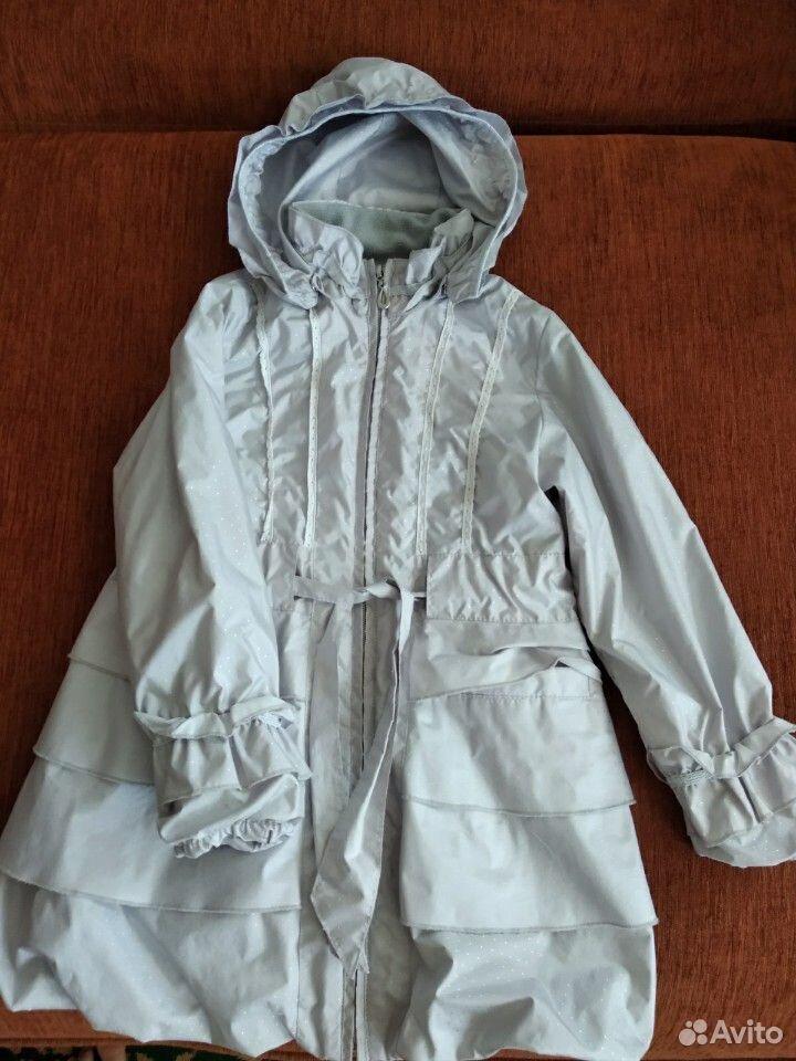 Куртка-плащ  89102041424 купить 1