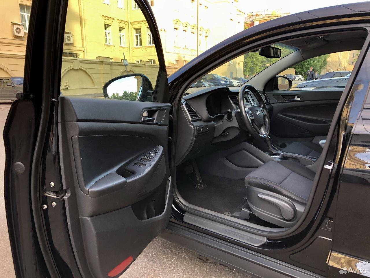 Hyundai Tucson, 2016  89219134967 купить 8