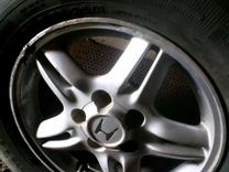 Колеса от Honda cr-v