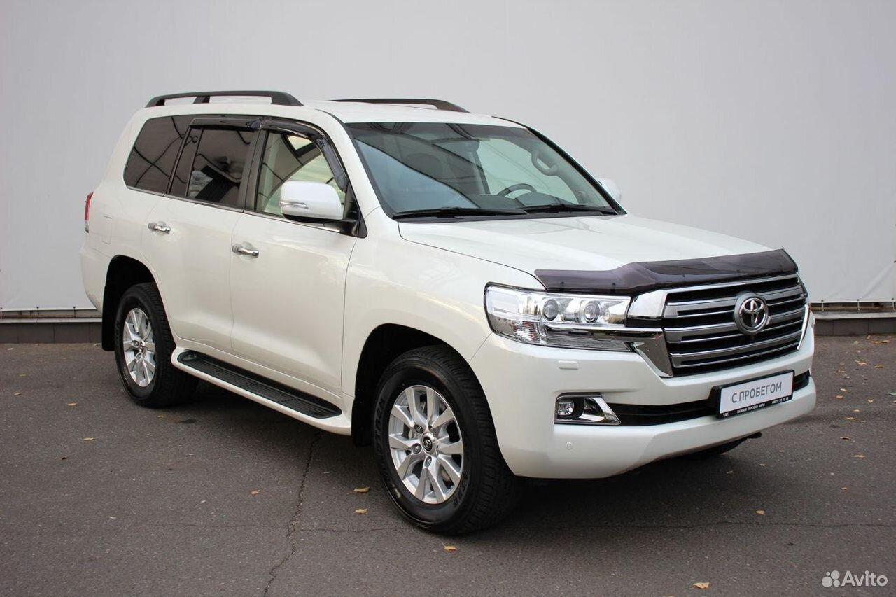 Toyota Land Cruiser, 2019  84822396411 купить 3