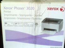 Лазерный принтер xerox phaser 3020