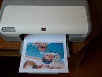 Продаю принтер Hp DesKjet D2360
