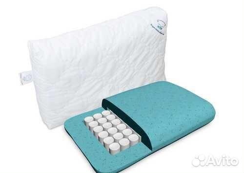 Подушка Gelios nano
