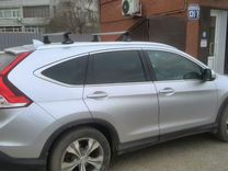 Багажник Атлант на Хонда CR-V+монтаж — Запчасти и аксессуары в Краснодаре