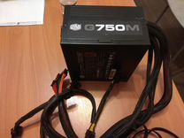 Блок питания Cooler Master G750M