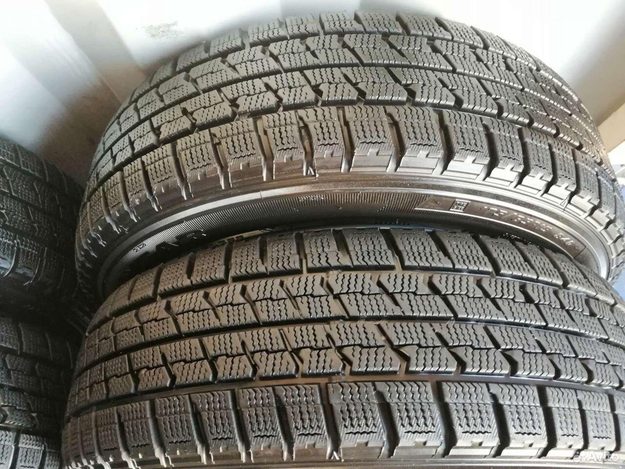 Комплект колес (№148) из Японии  89244146927 купить 6