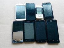 Телефоны смартфоны на запчасти