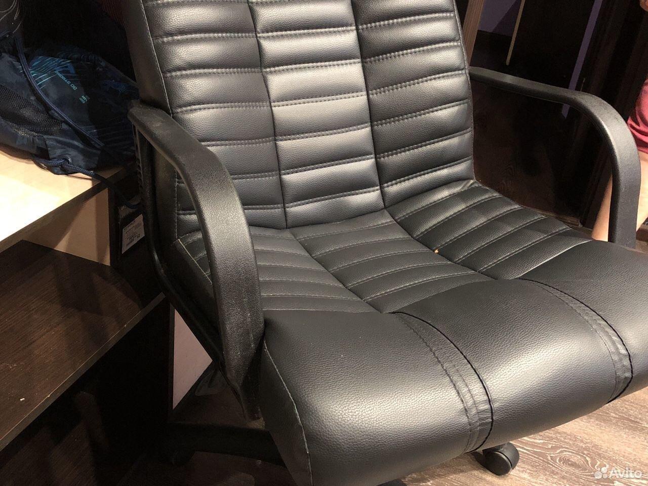 Кресло эко кожа (Обмен на 5s)  89082318006 купить 1