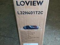 Телевизоры loview L32H401T2C/32