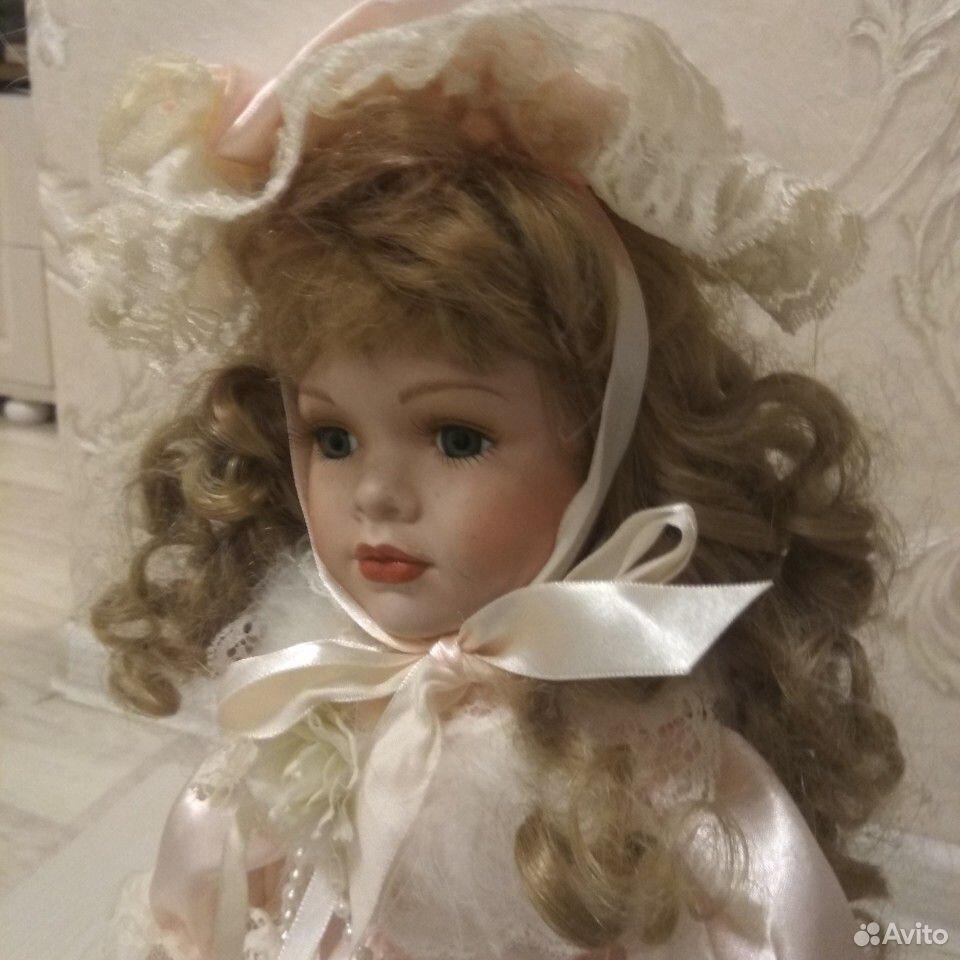 Кукла фарфоровая Remeco Collection  89128807271 купить 3