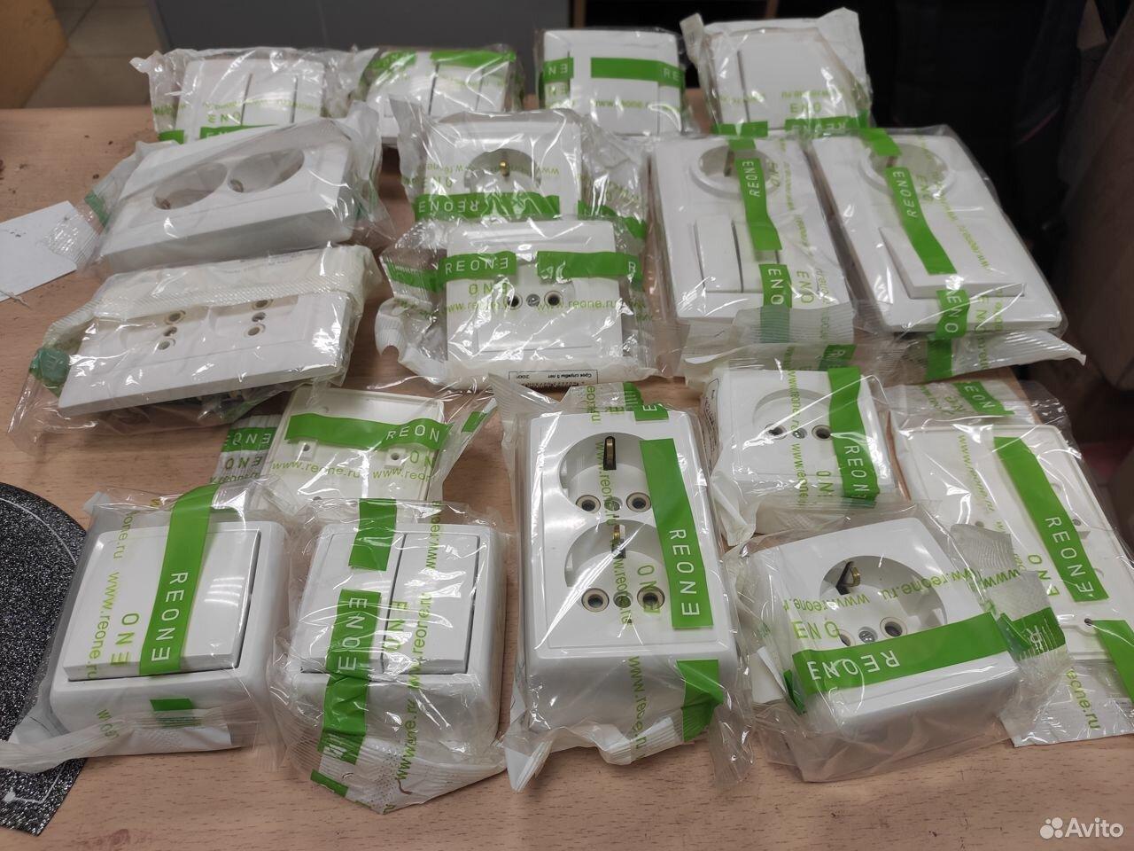 Розетки / выключатели / блоки Reone  89022864116 купить 2