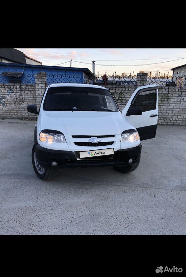 Chevrolet Niva, 2014  89098851603 купить 6