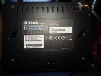 D-link dir-300 роутер — Товары для компьютера в Москве