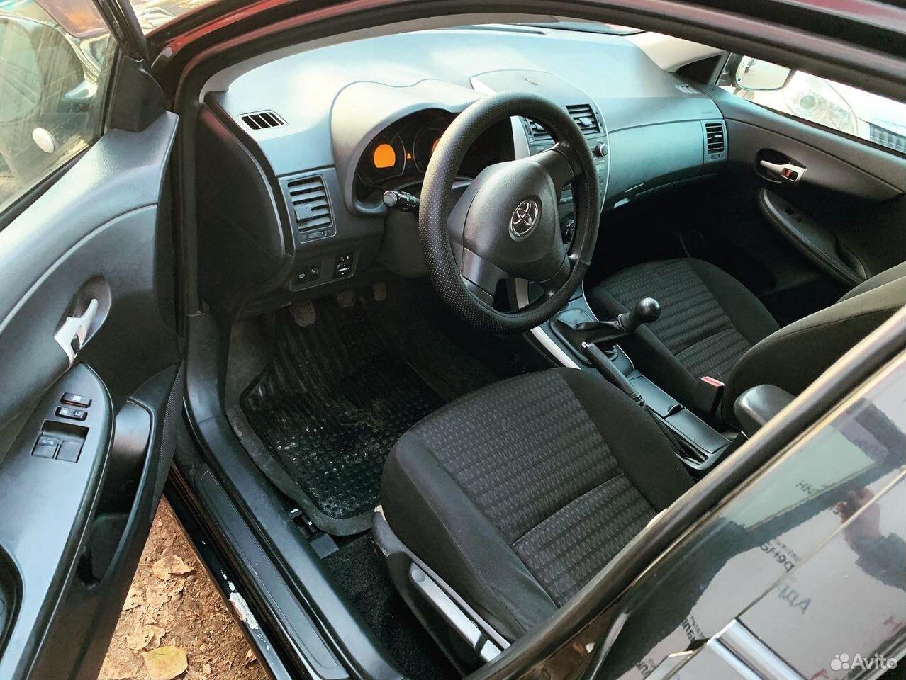 Toyota Corolla, 2007  89128513523 купить 10