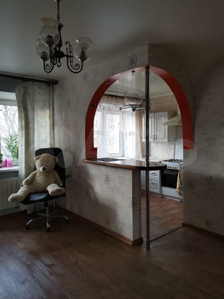 2-room apartment, 42 m2, 3/4 floor.  89612463011 buy 4