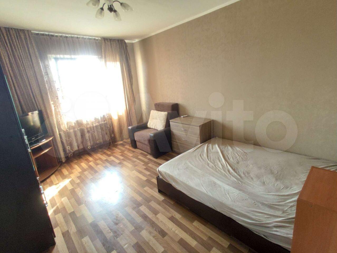 1-room apartment, 37 m2, 6/9 et.