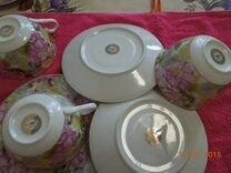 Красивые чайные пары Катерина Манчестер фарфор