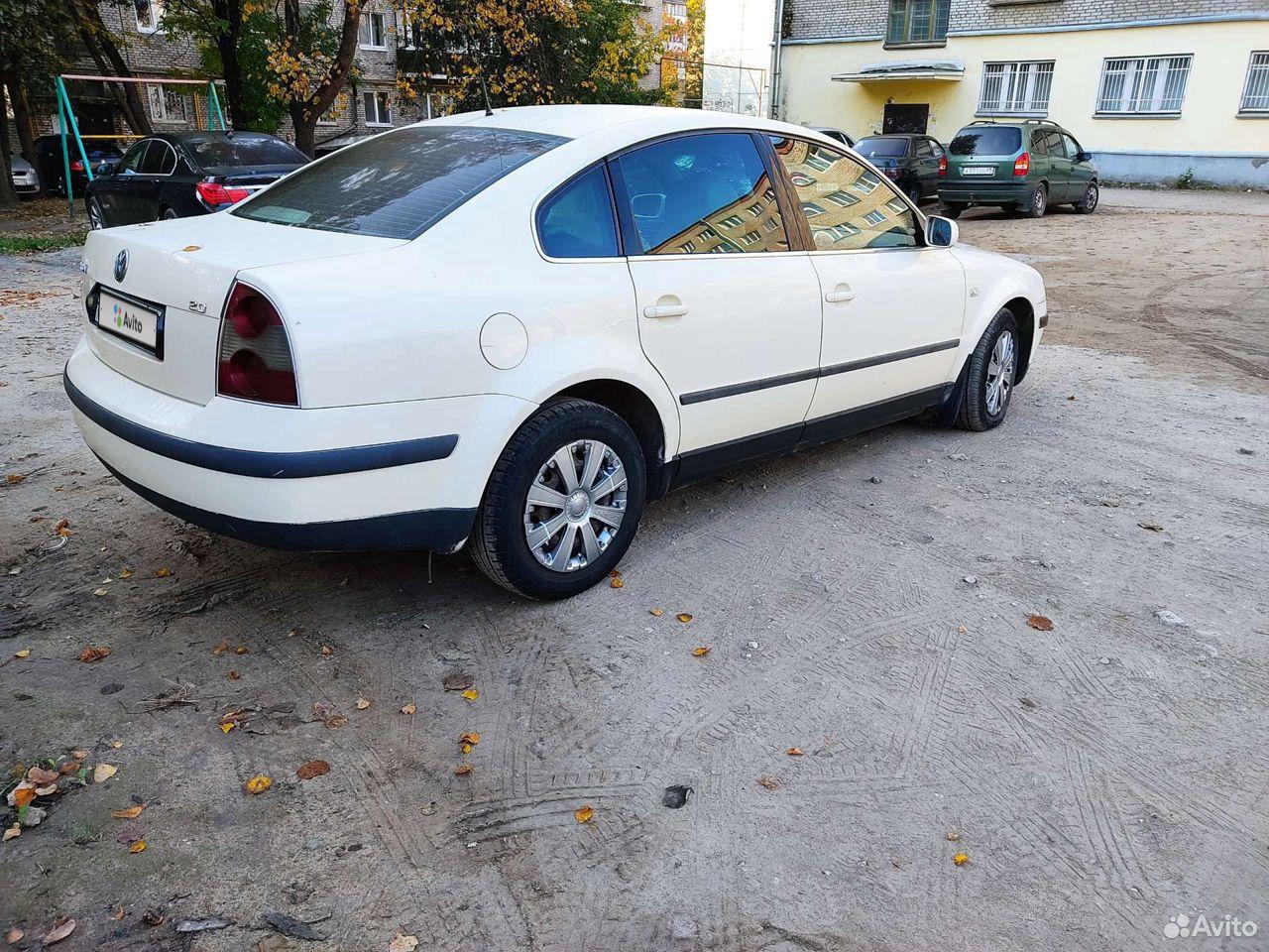 Volkswagen Passat, 2001  89062248085 купить 2