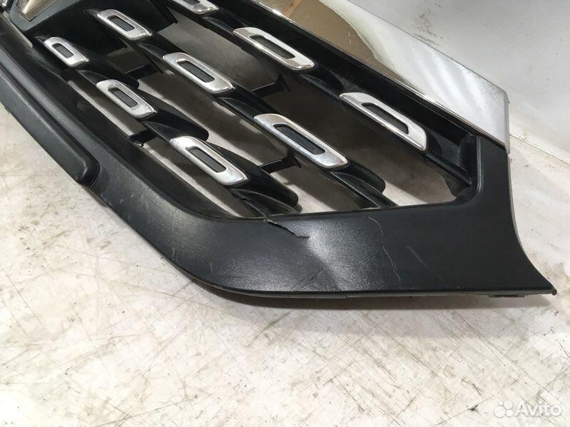 Решетка радиатора передняя Renault Dokker 1 2012  89281616122 купить 3