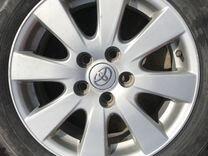 Литые d16 Toyota Corolla, Camry