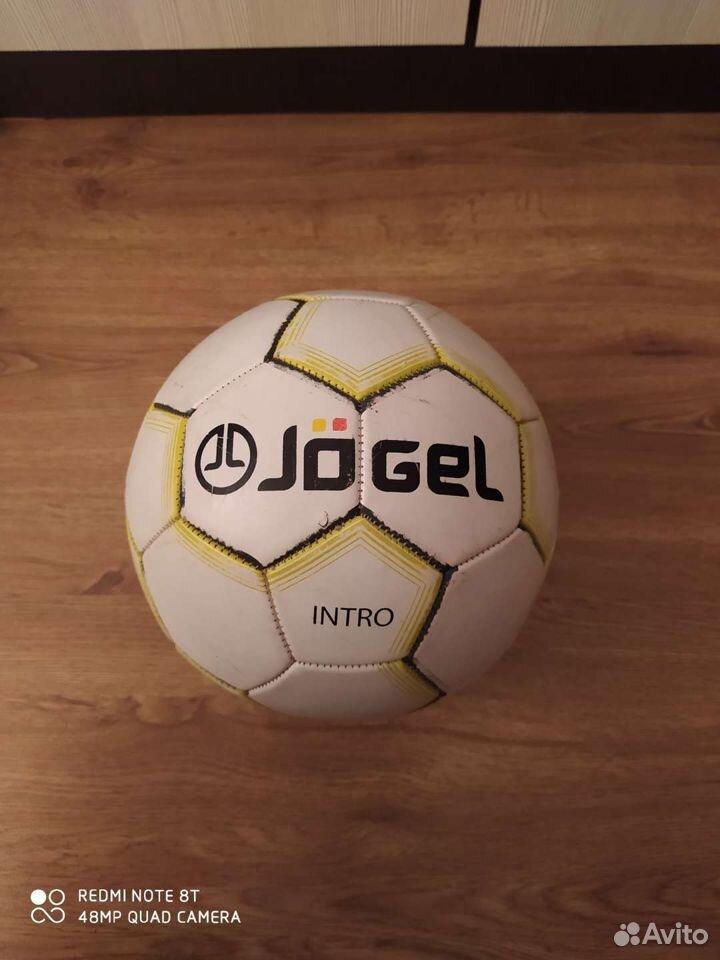 Футбольный мяч Jogel