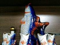 """Набор для ликера """"Рыба"""""""