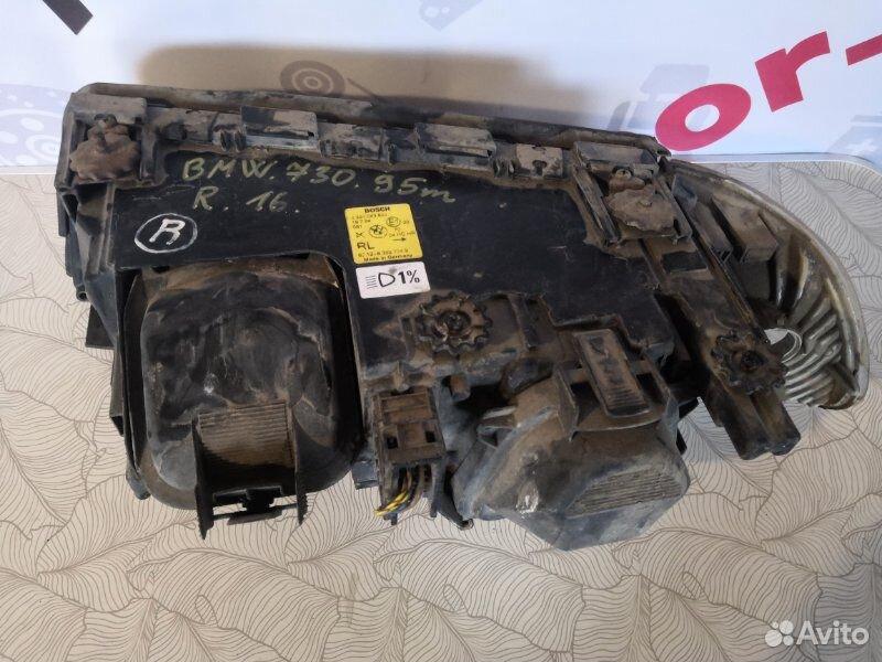 Фара передняя правая Bmw 7 E38 1995  89381164302 купить 4