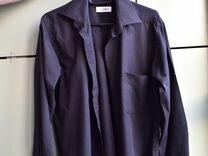 Рубашка черного цвета