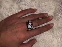 Два кольца серебро