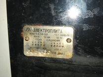 Плита электрическая Лысьва