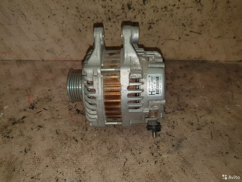 89530003204  Генератор Mazda 3 BN мазда