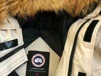 Оригинальная парка Canada Goose — Одежда, обувь, аксессуары в Москве