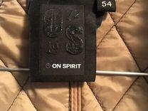 Новая куртка on spirit