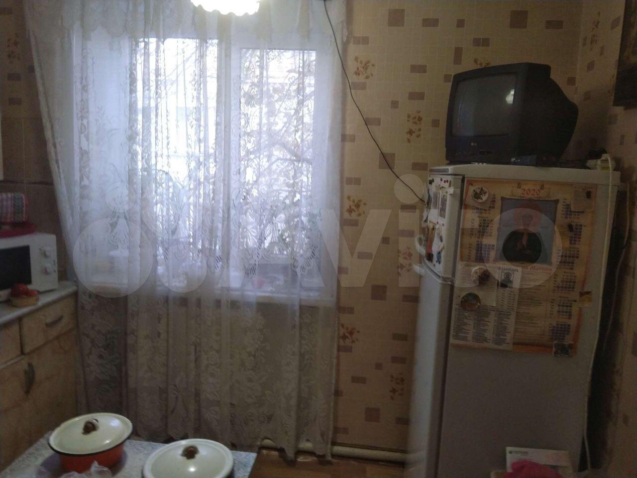 3-к квартира, 60.4 м², 2/5 эт.  89053243168 купить 2