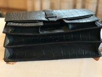 Портфель из кожи — Одежда, обувь, аксессуары в Санкт-Петербурге