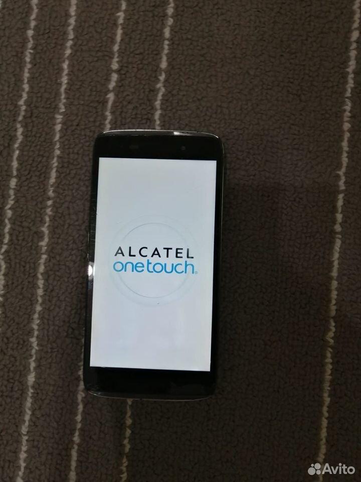 Смартфон Alcatel OneTouch Idol 3 6039Y 4G LTE Meta