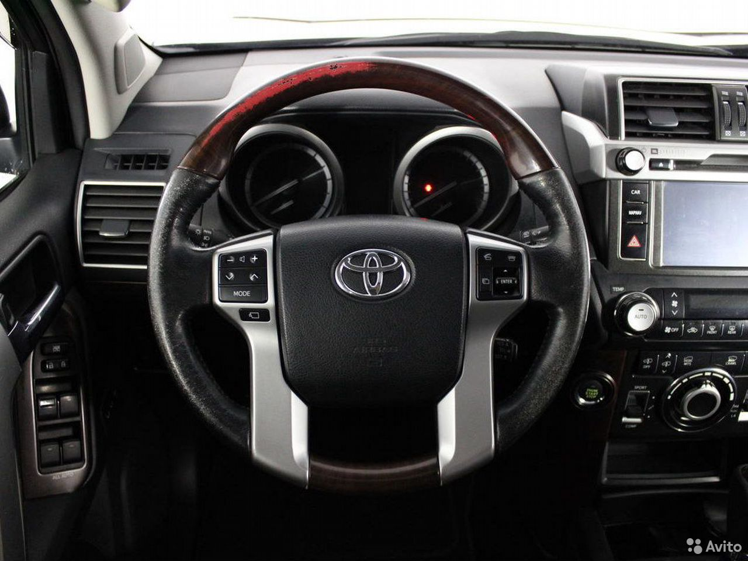 Toyota Land Cruiser Prado, 2014  88129217686 купить 5