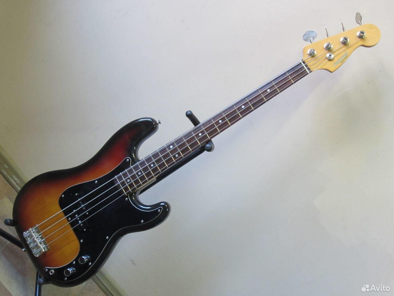 89025069832  Бас-гитара Fernandes PB-40 (1980х Japan)