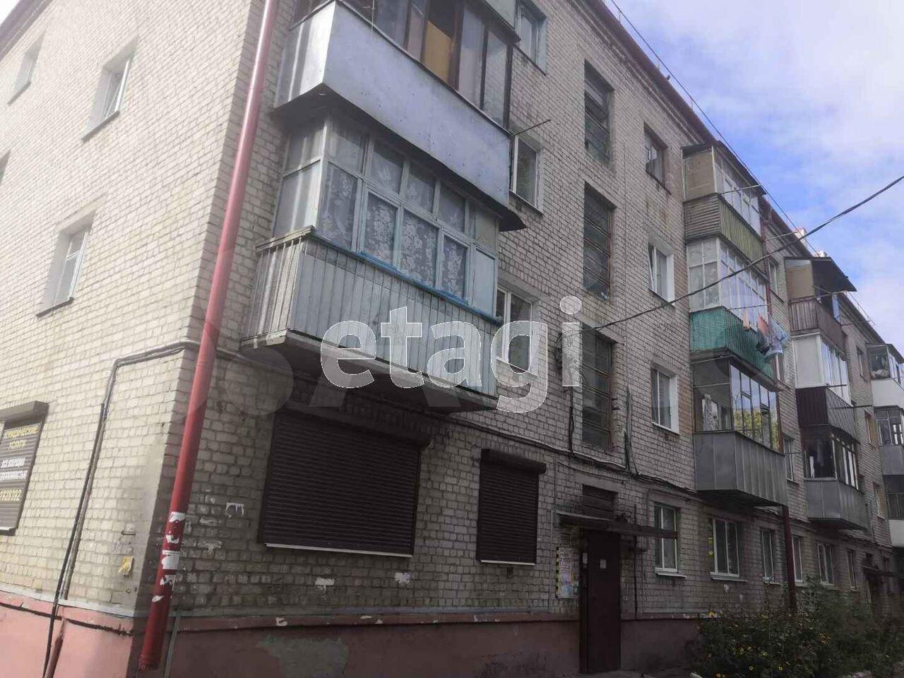 1-к квартира, 30.2 м², 1/4 эт.
