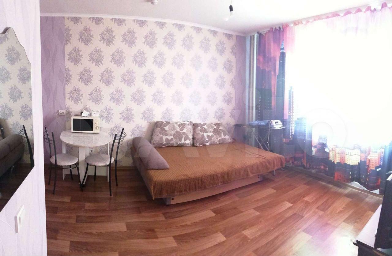 Квартира-студия, 30 м², 4/10 эт.  89609544048 купить 6