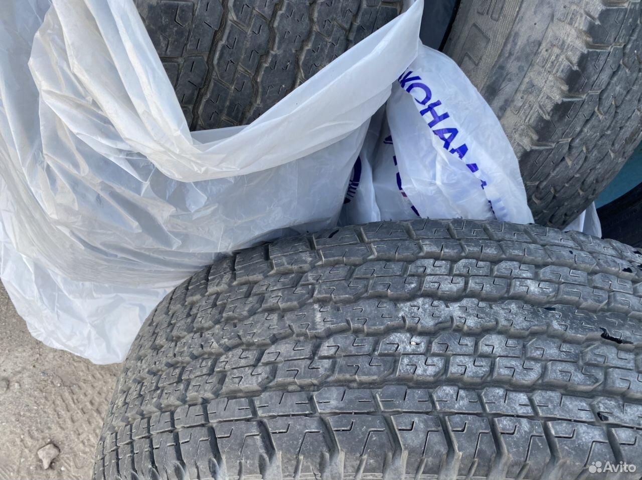 Bridgestone комплект колес 265 65 17