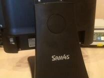 Pos-компьютер Моноблок Sam4s SPT-S 15 сенсарный