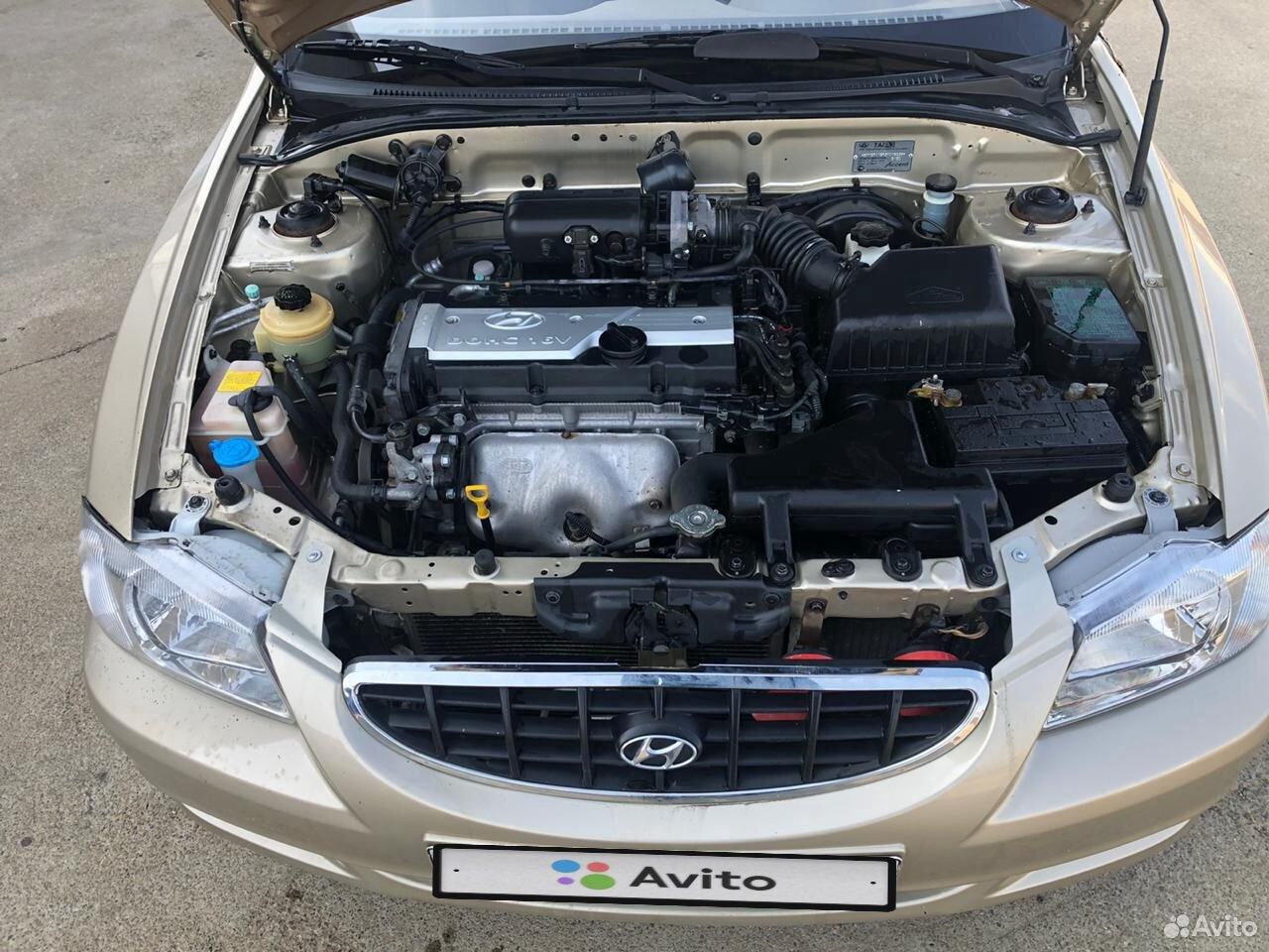 Hyundai Accent, 2005  89024077011 купить 5