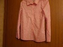 Рубашка для девочки 134 размер
