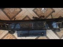 Передний бампер g500 w463