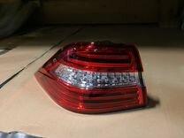 Задний фонарь мерседес мл166 Mercedes ML166