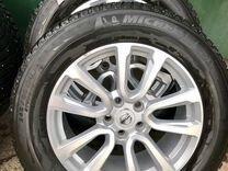 Колёса в сборе зима б/у Nissan Pathfinder R52